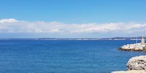 Una foto dello splendido mare del Salento