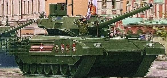Der T-14-Superpanzer wurde in Dienst gestellt. YouTube-Video: Москва. Парад Победы 2017. Проход военной техники