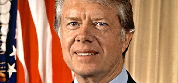 President Jimmy Carter official poritait