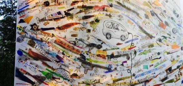 Repower: la creatività firmata Michele Tranquillini