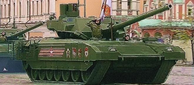 Die Worte Putins am Tag des Sieges: Der neue Weltkrieg sei kaum ausszuschliessen