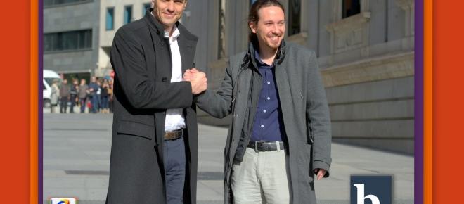 PODEMOS y PSOE juntos tendrían el 40% necesario para gobernar