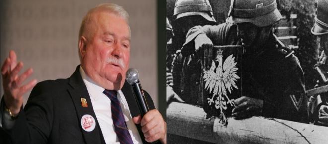 Skandaliczne słowa Wałęsy, bijące w Polskę! Czy on już do reszty zwariował?!