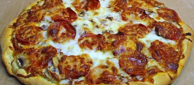 É possível conseguir a pizza perfeita?
