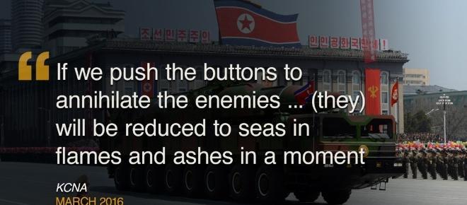 Choe II: Not afraid of US threats