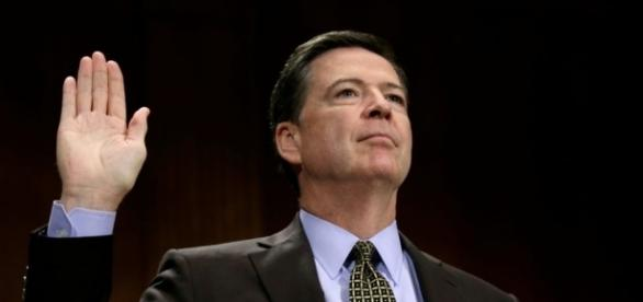 Former FBI Director James Comey to testify against Trump on Thursday / Photo by pbs.org via Blasting News library