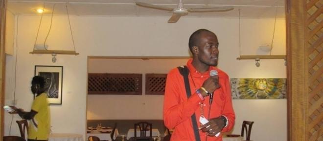 Steve Stevensito, artiste plasticien camerounais a arpenté la femme à son expo