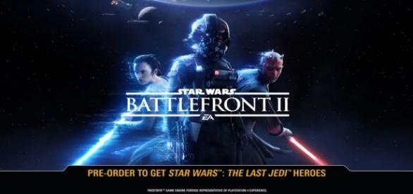 The new 'Star Wars: Battlefront II' gameplay trailer is now online. [Image via Blasting News image library