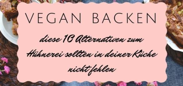 Vegan backen: Kuchen ohne Ei - Healthy Lena - healthylena.de