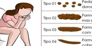 As fezes podem ser um indicador do estado de saúde geral do indivíduo