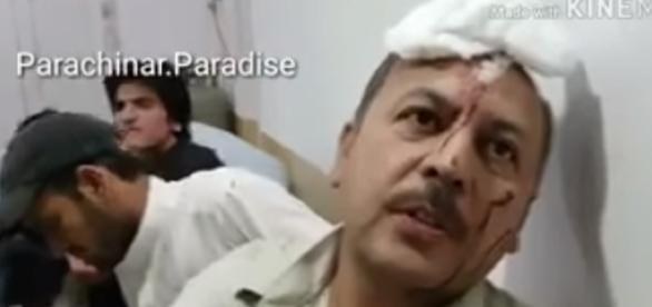bomb blast in Parachinar ? Star of self Youtube