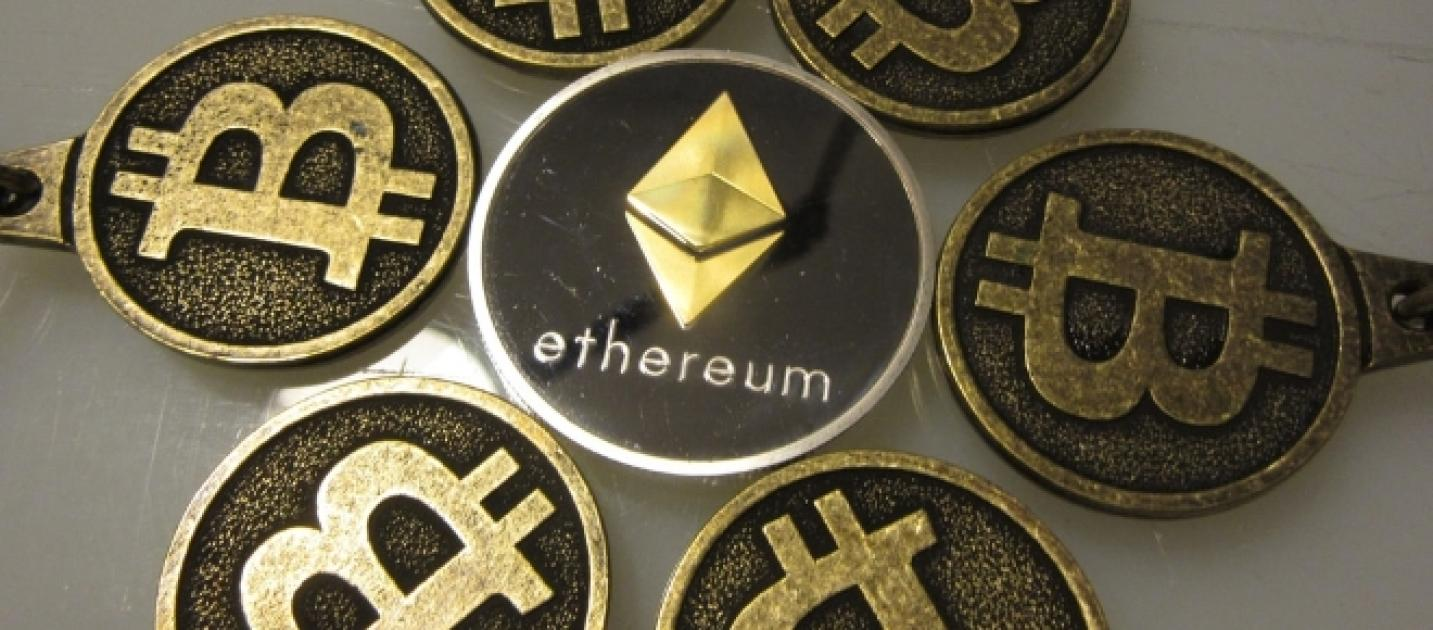 The price of Ethereum cryptocurrency is skyrocketing