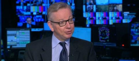 Michael Gove lambasted as 'uniquely unqualified' to be Environment ... - sky.com