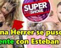 Lorena Herrera seduce a Esteban de Super Shore