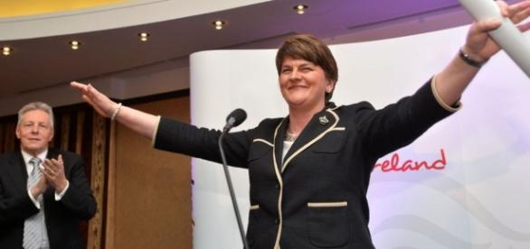 Arlene Foster: Profile of the Democratic Unionist Party leader ... - bbc.co.uk