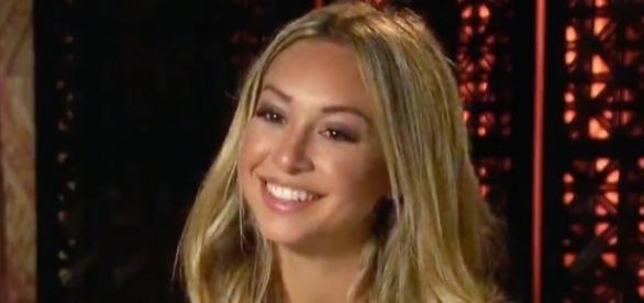 Corinne on 'Bachelor' screenshot