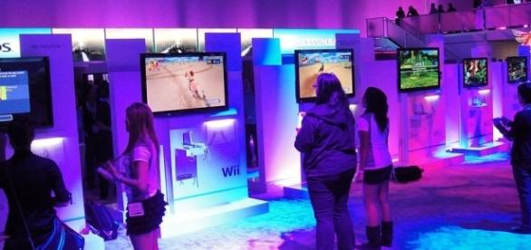 E3 2011 Nintendo booth demo area - The Conmunity/Pop Culture Geek via Wikimedia Commons