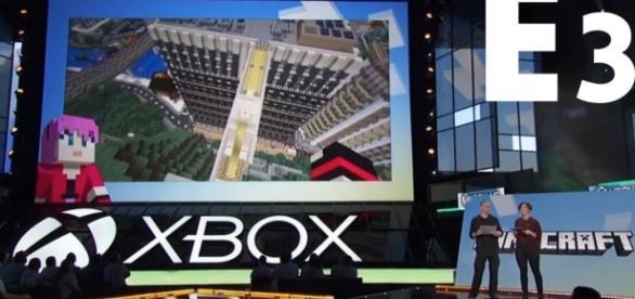 Minecraft E3 Presentation   Blake1Studios/YouTube