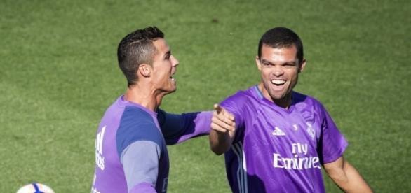 Pepe a rejoint le Paris Saint Germain.
