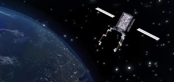 Space robot: NASA to launch autonomous satellite repair robot Restore-L in summer 2020 - TomoNews YouTube