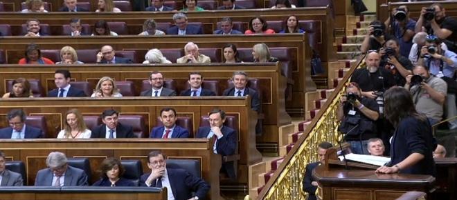 Pablo Iglesias vuelve a postularse como presidente