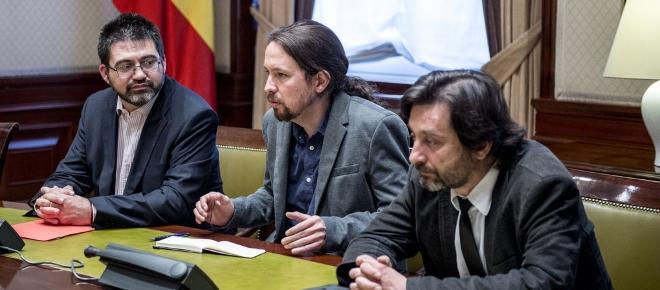 Unidos Podemos intenta una moción de censura predeterminada