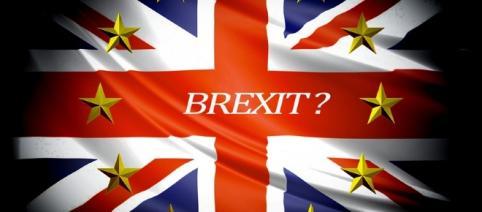 Brexit referendum UK (United Kingdom or Great Britain or England) withdrawal from EU (European Union), public domain image by George Hodan