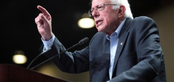 Bernie Sanders condemns shooting (Flickr, Gage Skidmore)