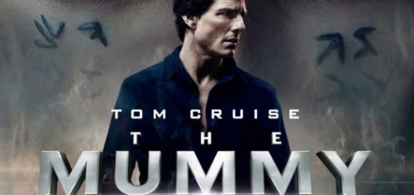 """""""La Momia"""" es la nueva película de Tom Cruise"""