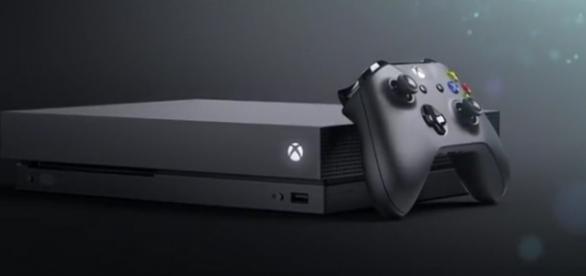 Xbox One X, console di Microsoft