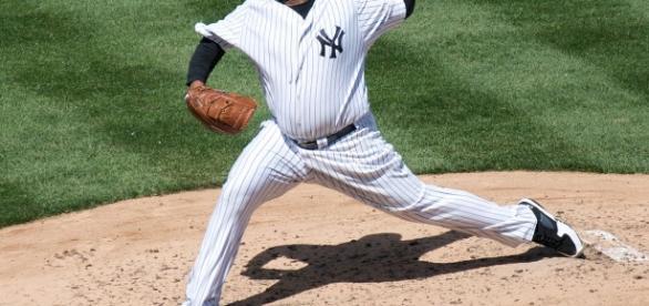 Yankees starter CC Sabathia-Wikipedia