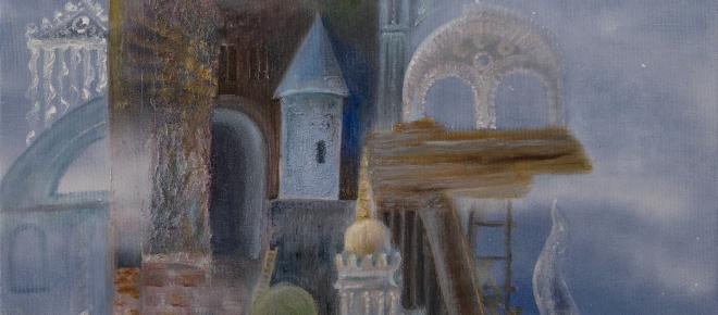 Genesis II: percorso pittorico che illustra magistralmente il libro della Genesi