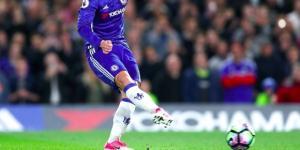 Eden Hazard sur le départ ? Chelsea anticipe !