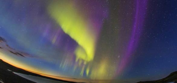Las auroras boreales desde Islandia, en directo en RTVE.es del 25 ... - rtve.es