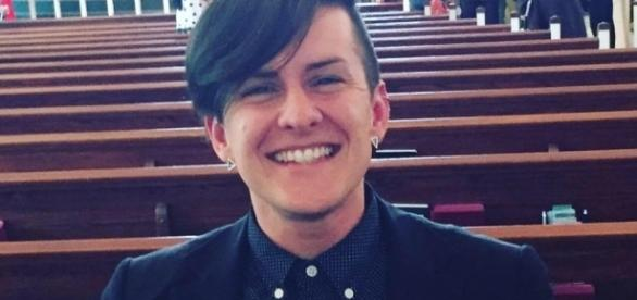 Rev. M Barclay is the first non-binary trans pastor of the United Methodist church in Illinois. (Facebook/M Barclay)