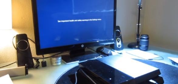Sony Playstation 4 - Unboxing & Review / DavidSaganHD via Youtube