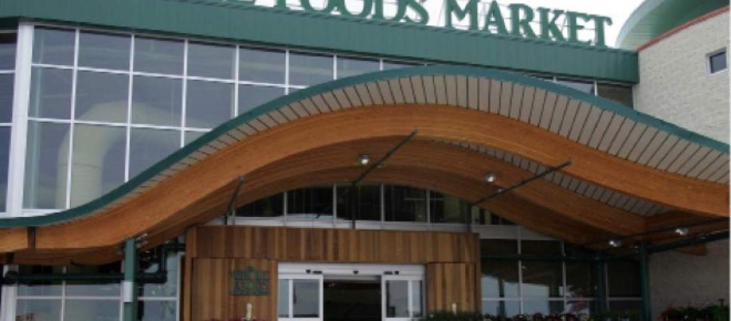 Biggest Whole Foods In Portland