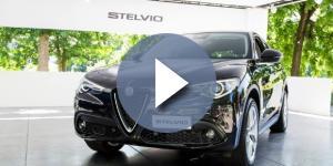 Alfa Romeo Stelvio, cavallo di battaglia di FCA