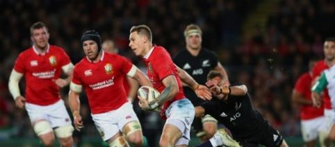 Liam Williams started the move that led to one of the great Lions tries - theguardian.com