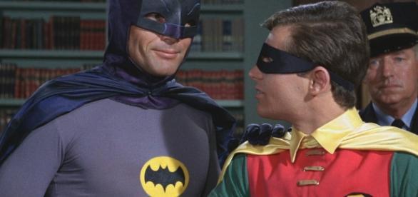 Batman (Adam West) and Robin (Burt Ward) via Flickr/Shed On The Moon