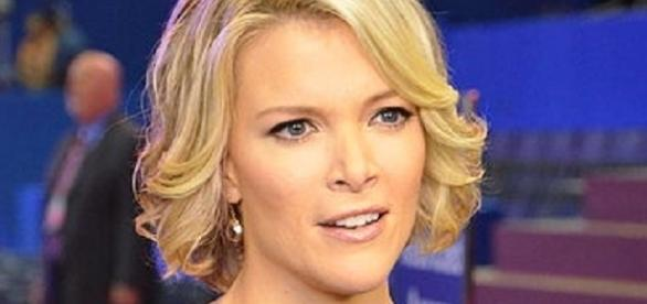 Megyn Kelly reassures Alex Jones the interview will not be a hit piece (wikimedia, public domain)