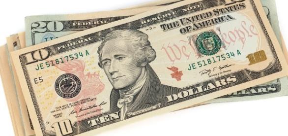 Money photo used via wikimedia commons