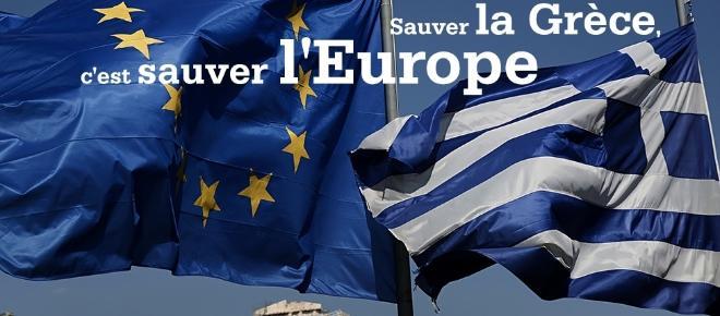 Le rôle de la France et le dossier grec.