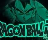 Dragon Ball Super tv show logo image via a Youtube screenshot by Andre Braddox