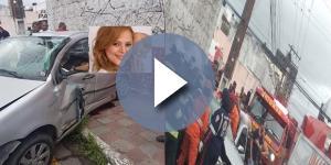 Eliza Clivia, Ex-vocalista da banda Cavaleiros do Forró, morre em acidente em Aracaju