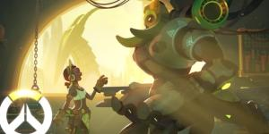 "In Blizzard's hit shooter title ""Overwatch,"" Orisa is deemed as an anchor tank (via YouTube/PlayOverwatch)"
