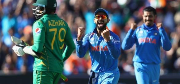India vs Pakistan – 2017 ICC Champions Trophy live streaming - cricindex.com