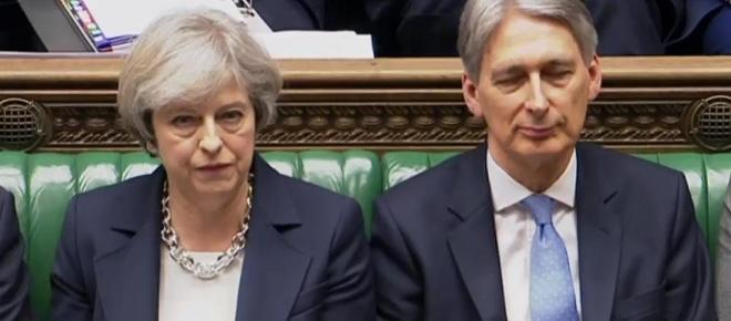 Philip Hammond has rescued a 'hard' Brexit