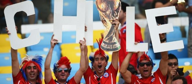 Chile beat Cameroon 2-0 in their Confederation Cup Group B Stages Match