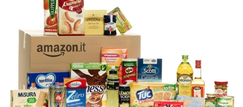 Colpo grosso di amazon diventa negozio alimentare for Per la casa online